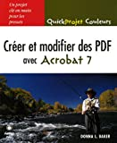 Crer et modifier des PDF avec Acrobat 7