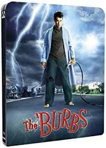 The 'burbs Steelbook [Blu-ray]