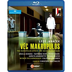 Makropulos Affair [Blu-ray]
