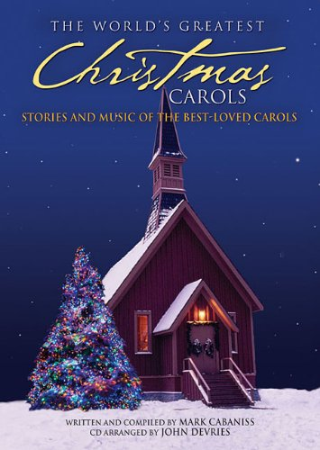 The World's Greatest Christmas Carols Gift Boxed Set Book/Cd