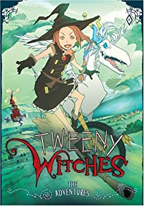 Tweeny Witches the Adventures