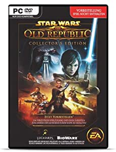 Star Wars The old Republic Collector´s Edition Vorbesteller Code Pack