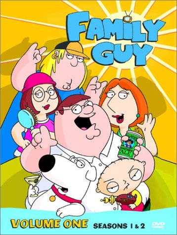 The Family Guy: Volume One (Seasons 1-2)