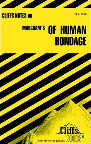 Of Human Bondage (Cliffs Notes), Huggins,Frank B.