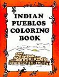 Indian Pueblos Coloring Book