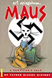Maus a Survivors Tale: My Father Bleeds History (0394541553) by Art Spiegelman