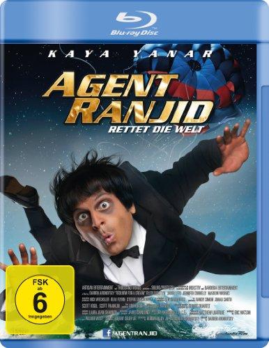 Agent Ranjid rettet die Welt [Blu-ray]