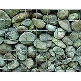 Gabionen-Wand 1500x1000 Masche 100 x 100 4,5 mm