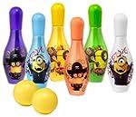 Minions Coffret Cadeau Bain Bowling 8...