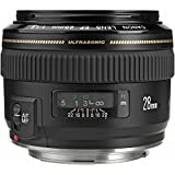Canon EF 28mm f/1.8 USM Wide Angle Lens for Canon SLR Cameras ~ Canon