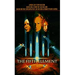 The Fifth Element: A Novel by Terry Bisson