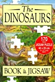 The Dinosaurs: Book and Jigsaw Puzzle170 Pieces