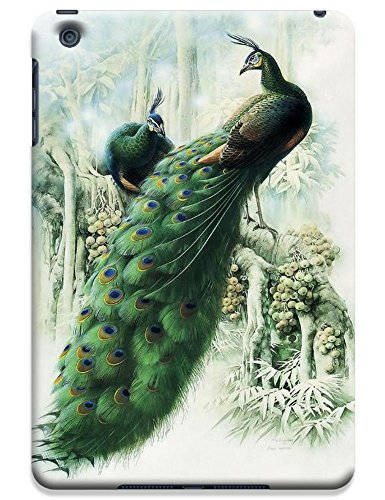 Fantastic Faye Cell Phone Cases For iPad mini No.15 The Beautiful Design With Various Lovely Peacock and Paintings Of Proud As A Peacock
