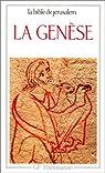 La Gen�se par Ecole biblique et arch�ologique fran�aise