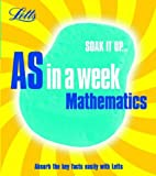 Mathematics (Revise AS in a Week)