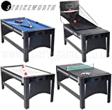 Strikeworth 6 foot Multi Game Table Picture