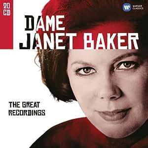 Janet Baker: The Great Emi Recordings (Coffret 20 CD)