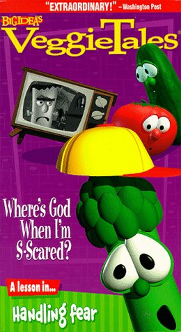 Veggietales - Where'S God When I'M S-Scared [Vhs]