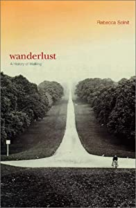 "Cover of ""Wanderlust: A History of Walkin..."