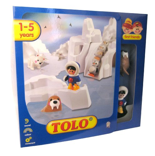 Tolo First Friends Polar Iceberg Set front-699005