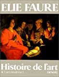 echange, troc Élie Faure, Martine Chatelain-Courtois - Histoire de l'art