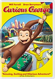 NEW Curious George (DVD)