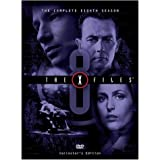 The X-Files - The Complete Eighth Season ~ David Duchovny