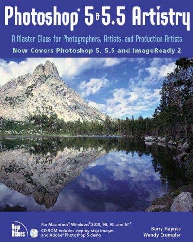 Photoshop 5 & 5.5 Artistry, Barry Haynes, Wendy Crumpler