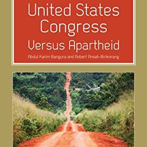 United States Congress Versus Apartheid Audiobook