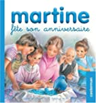 MARTINE FTE SON ANNIVERSAIRE