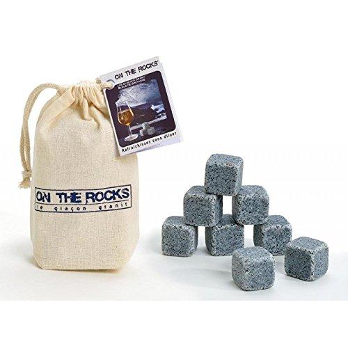 Teamotep - Sachet de 9 glaçons granit de Bretagne