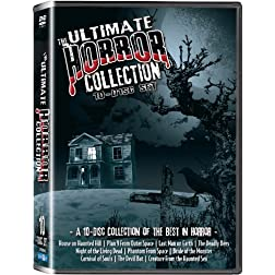 Ultimate Horror Collection 10-Disc Collection