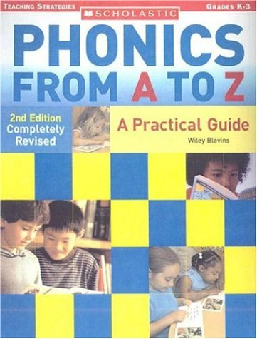 Phonics from A to Z (2nd Edition) (Scholastic Teaching...