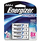 Energizer Products - Energizer - E Lithium Batteries AAA 4/Pack - Sold As 1 Pack - Lithium Technology. - Long-lasting...