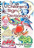 Children's Sign Dictionary
