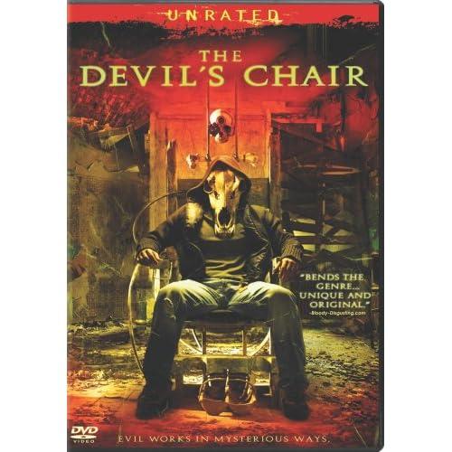 La Chaise du mal affiche