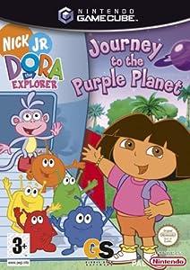 Dora The Explorer: Journey To The Purple Planet (GameCube)