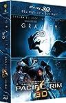 Gravity 3D + Pacific Rim 3D [Blu-ray 3D]
