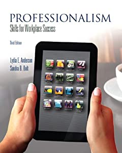 Download Professionalism: Skills for Workplace Success (3rd Edition) ebook