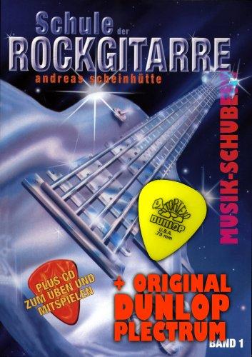 Schule der Rockgitarre Band 1(+CD)