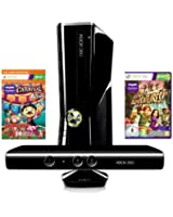 Console Xbox 360 4 Go + Kinect + Kinect adventures ! + Carnival + Carte abonnement 3 mois - gold