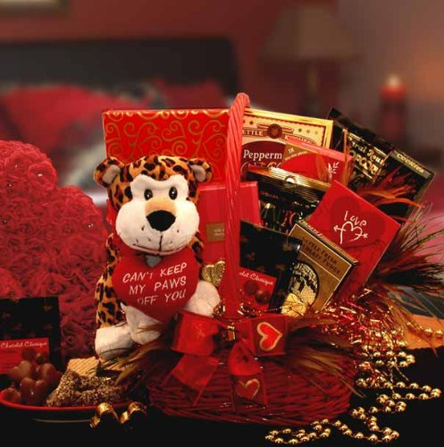 Tour on The Wild Side Valentine Gift Basket