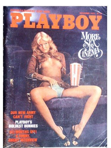 1975 November Playboy Magazine