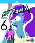 FUTURAMA SEASON 6 BD [Blu-ray] [UK Im...