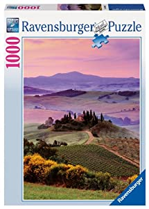 Tuscan Flair Jigsaw Puzzle, 1000-Piece
