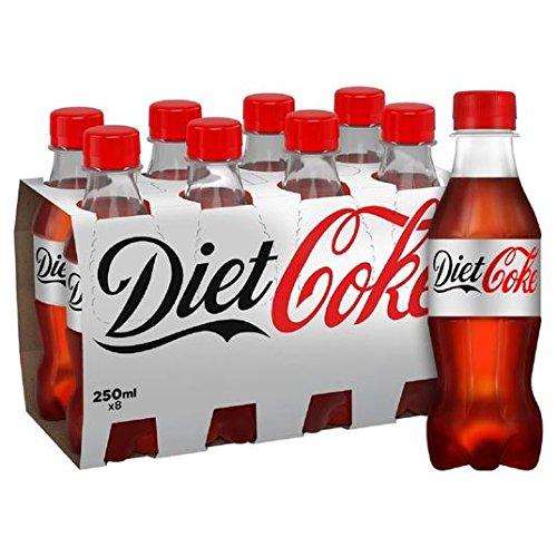 coca-cola-light-mini-botella-de-8-x-250ml