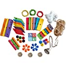 Super Bird Creations Make Your Own Bird Toy Kit, Medium