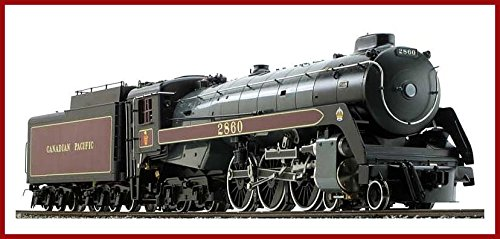 "ACCUCRAFT AL97-083 ROYAL HUDSON #2860 ""As ran in service"" BUTANE LIVE STEAM TRAIN ENGINE"