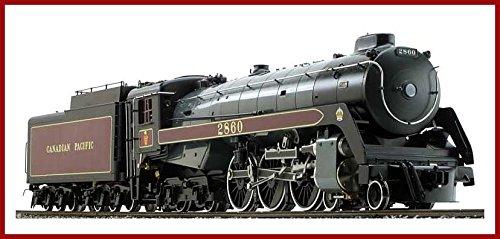 "ACCUCRAFT AL97-083 ROYAL HUDSON #2860 ""As ran in service"" BUTANE LIVE STEAM TRAIN ENGINE"