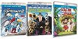 Image de Découverte Blu-ray 3D - Animation 3 Films :  Tempête de boulettes géantes 2 + Hotel Transylvanie